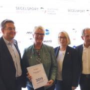 Segelverein (SvSE) erhält Auszeichnung Bild 1