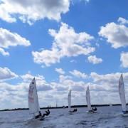 Sommercamp der Zweihandboote Bild 2