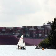 Doppelter Erfolg auf der Elbe Bild 1