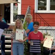 Großes Regattawochenende für junge SvSE Segler Bild 1