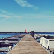 Mehr Boote am Steg und alles wieder blitzeblank Bild 2