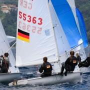 SvSE-Seglerin bei Jugendeuropameisterschaften Bild 1